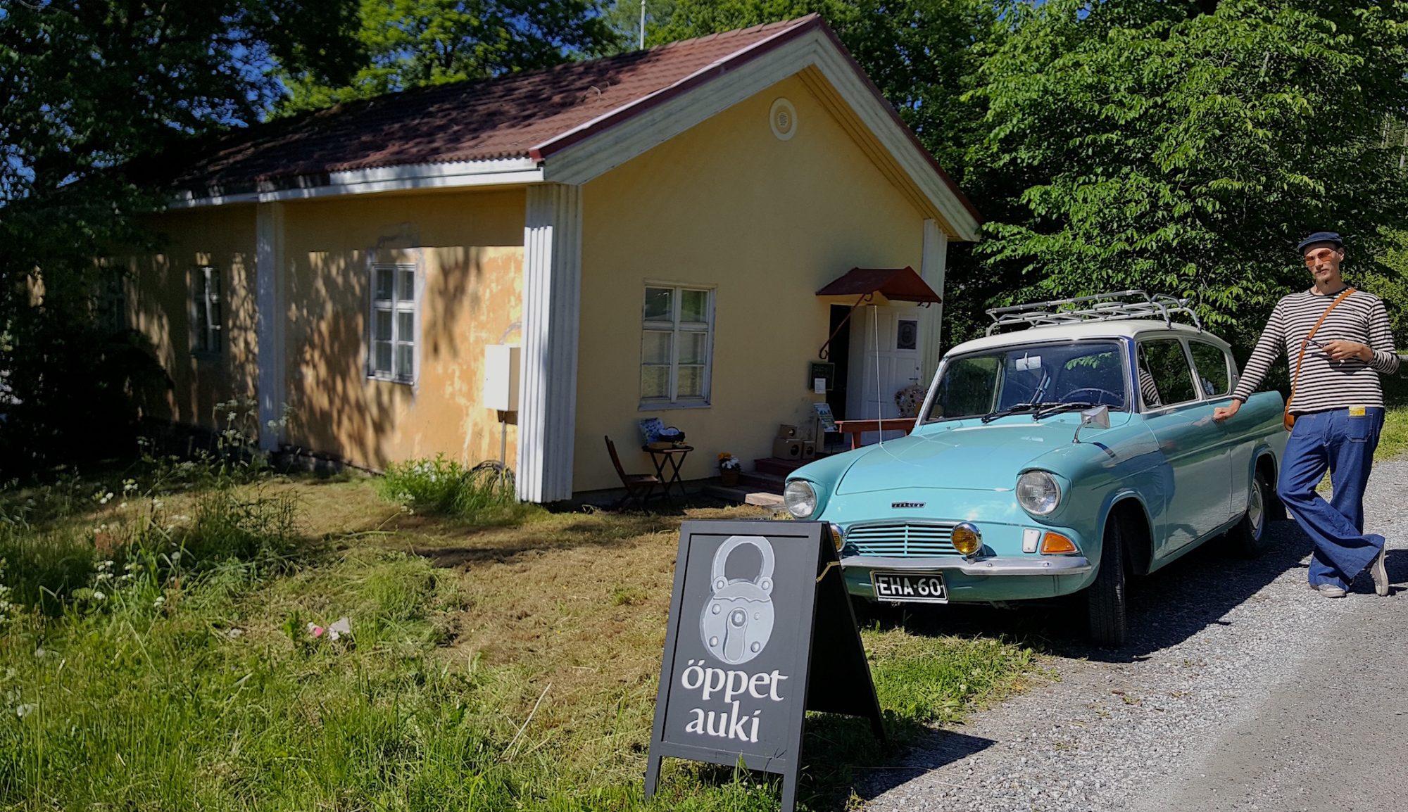 Björkboda Låsmuseum